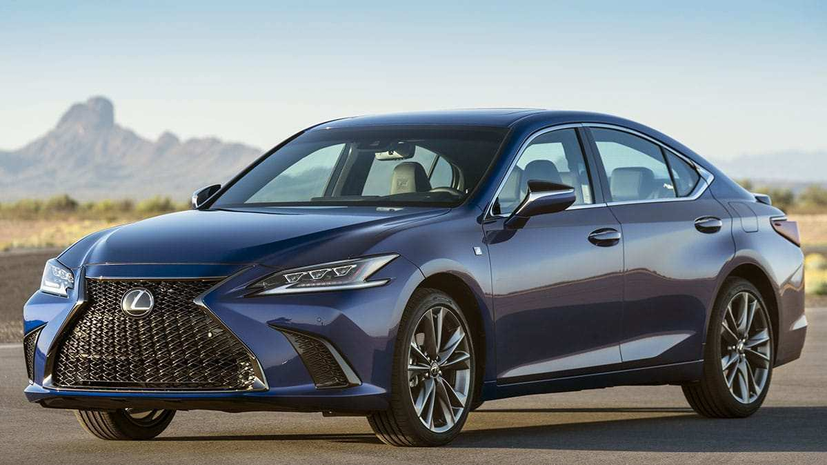 20 The Best 2019 Lexus ES Specs And Review