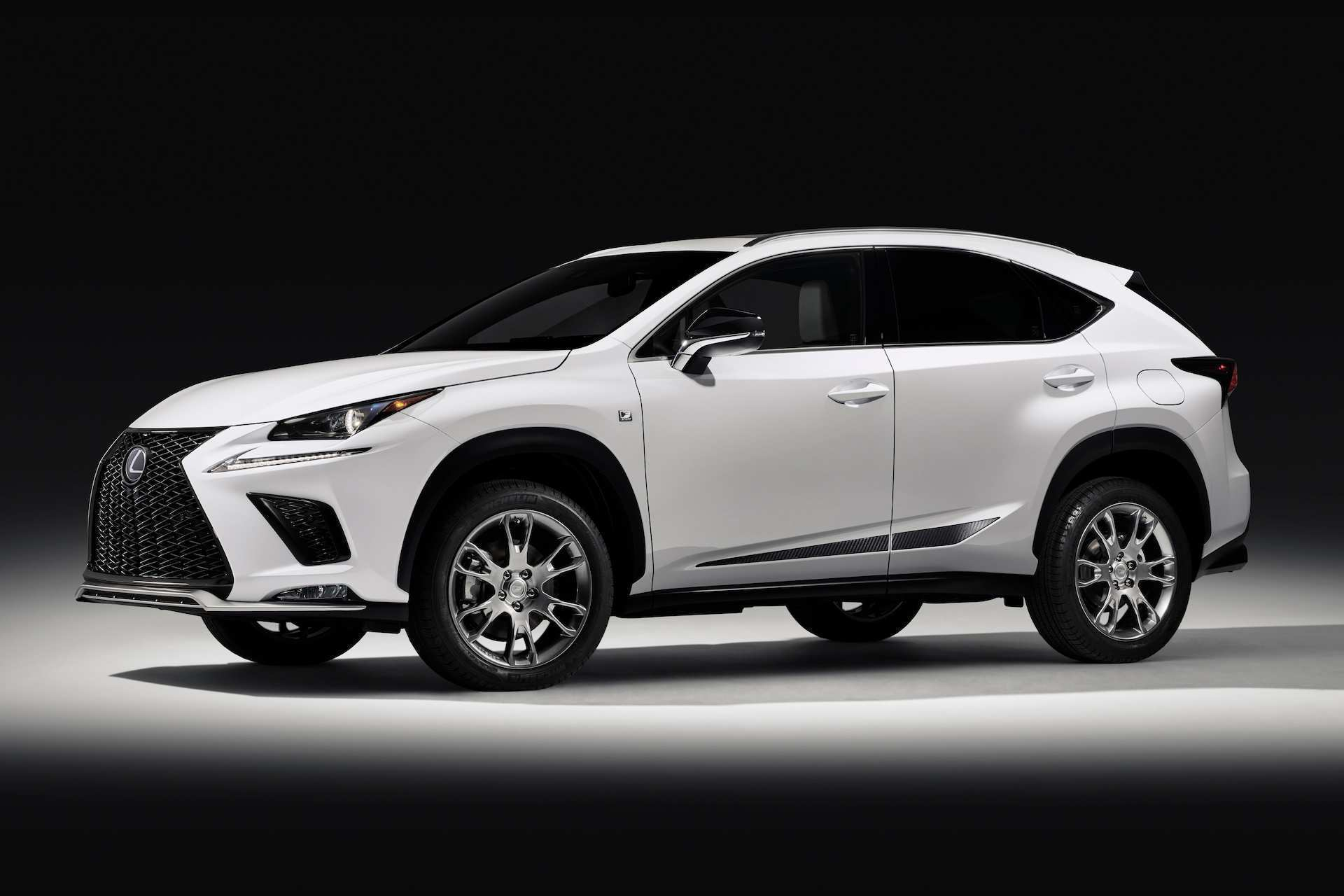20 The Best 2019 Lexus Nx Spy Shoot
