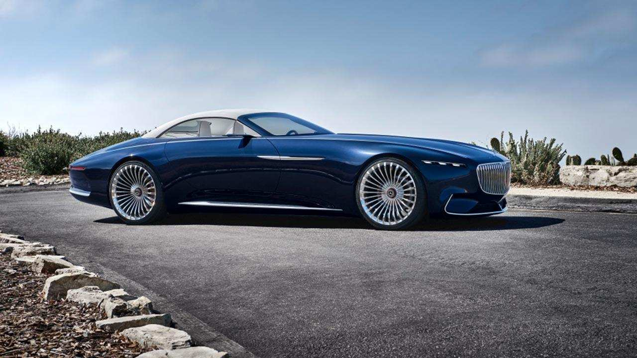 20 The Best 2019 Mercedes Maybach 6 Cabriolet Price Images