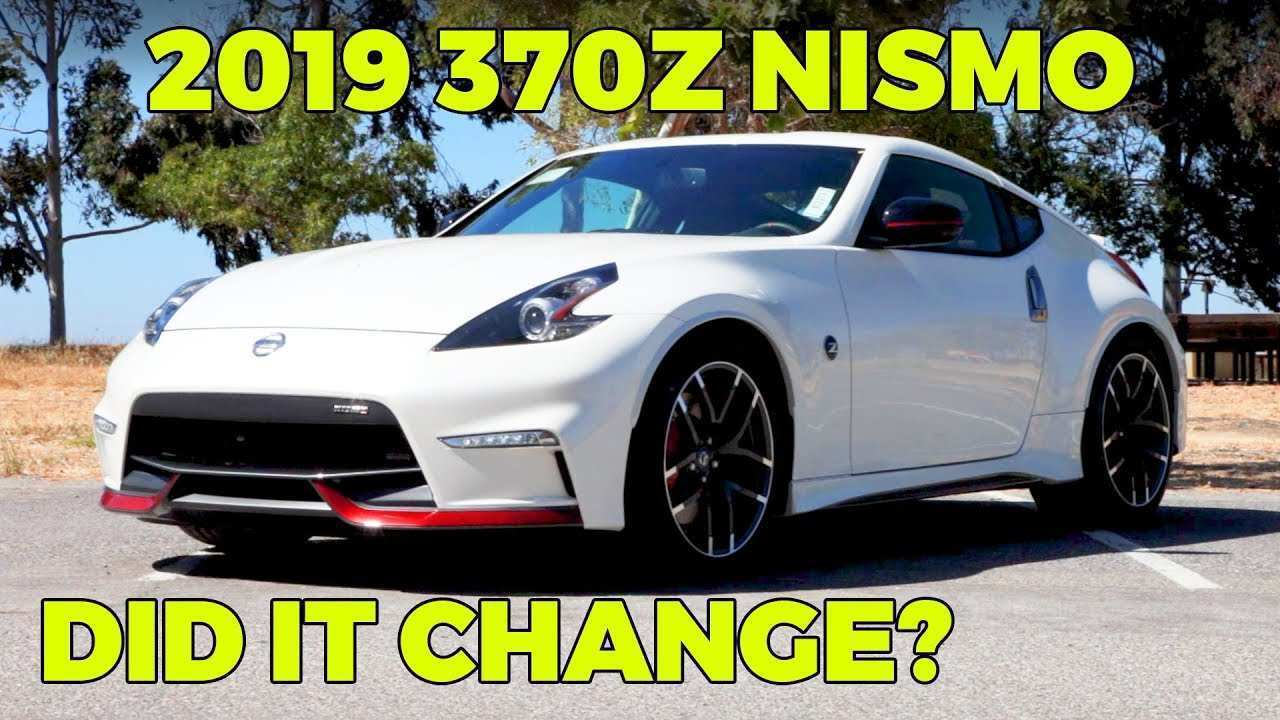 20 The Best 2019 Nissan 370Z Nismo Exterior