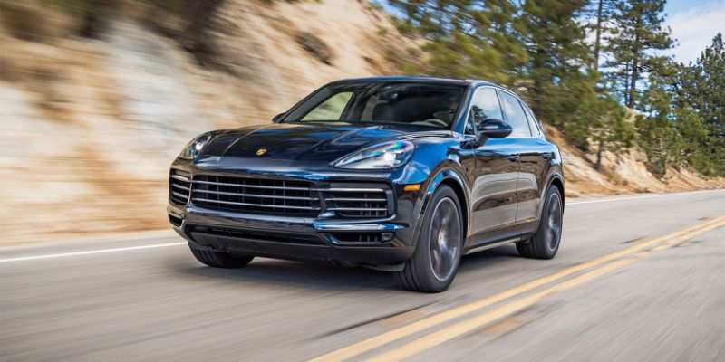 20 The Best 2019 Porsche Cayenne Release Date