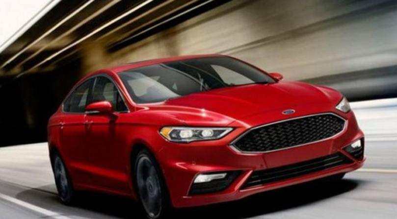 20 The Best 2019 The Spy Shots Ford Fusion Wallpaper