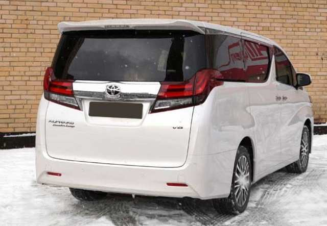 20 The Best 2019 Toyota Alphard History