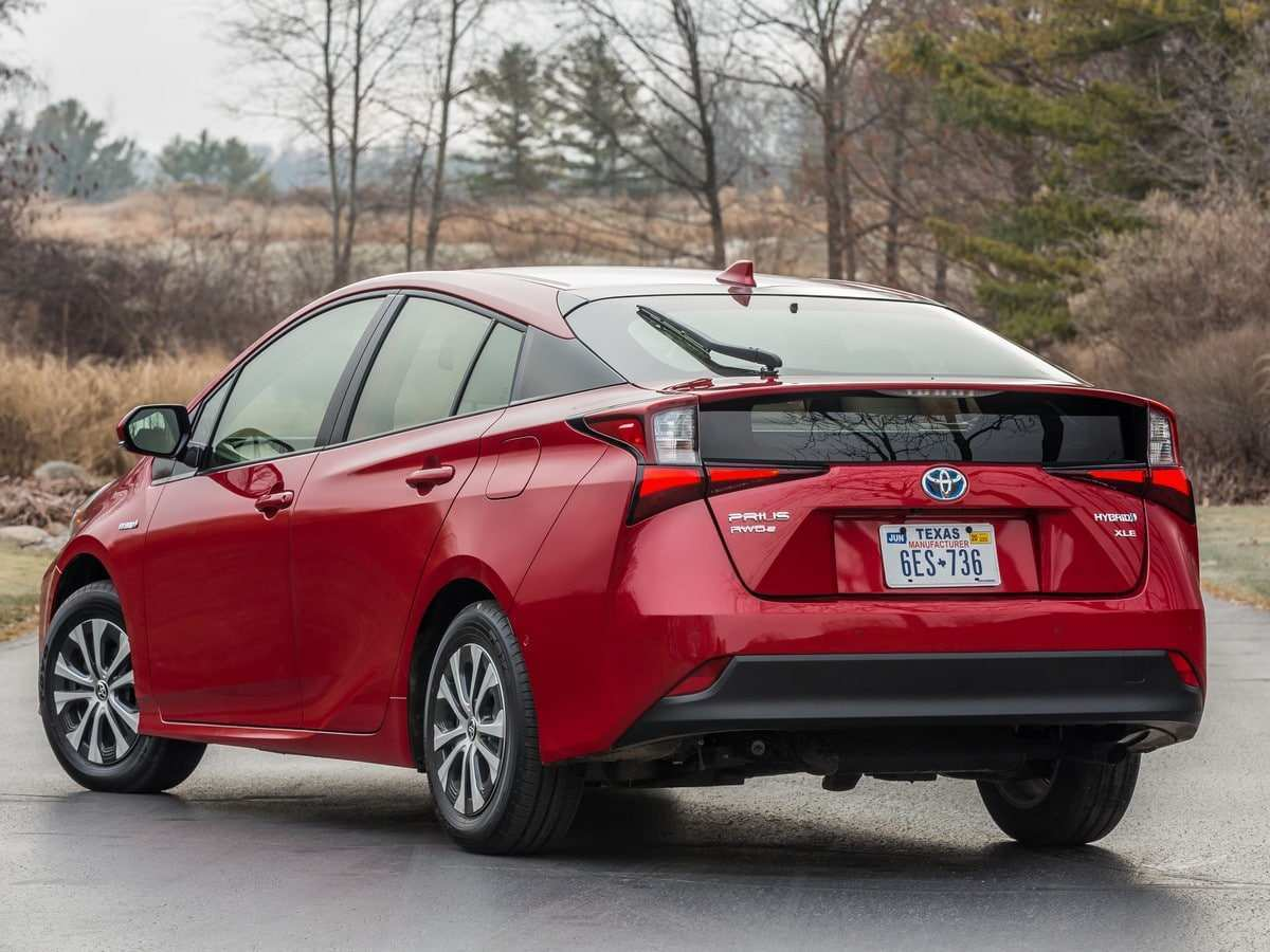 20 The Best 2019 Toyota Prius Style