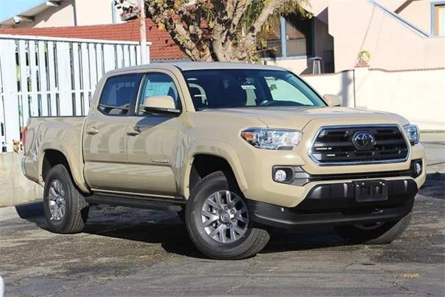 20 The Best 2019 Toyota Tacoma Quicksand Redesign And Review