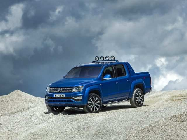 20 The Best 2019 VW Amarok Redesign And Concept