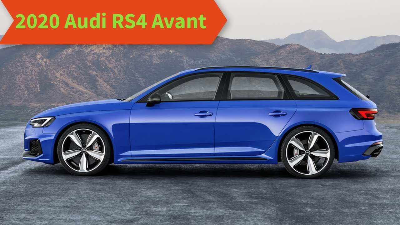 20 The Best 2020 Audi Rs4 Release Date And Concept