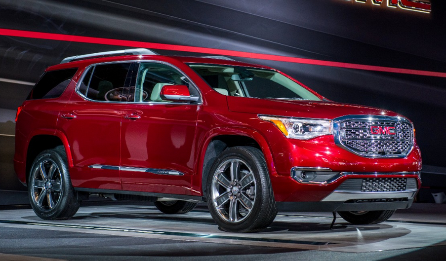 20 The Best 2020 Gmc Acadia Denali Redesign