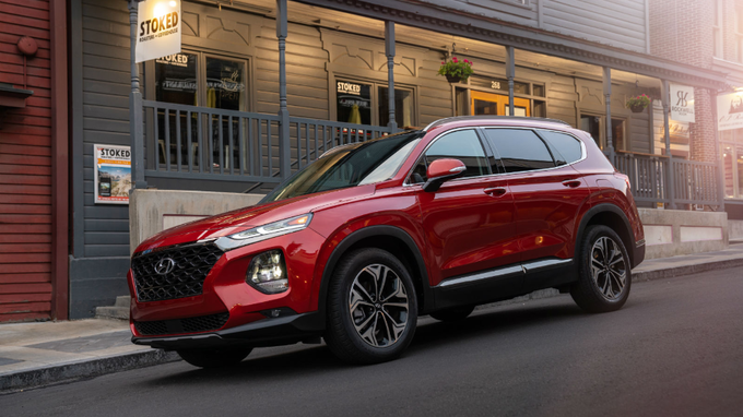 20 The Best 2020 Hyundai Santa Fe Release Date Pictures