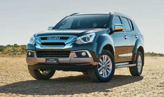 20 The Best 2020 Isuzu MU X Performance