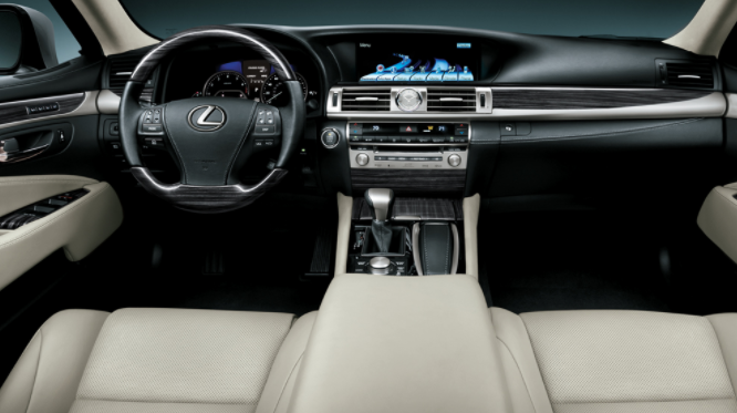 20 The Best 2020 Lexus Ls 460 New Review