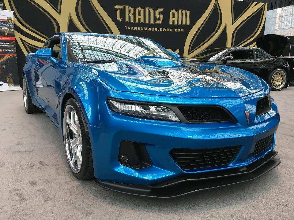 20 The Best 2020 Pontiac Trans Picture