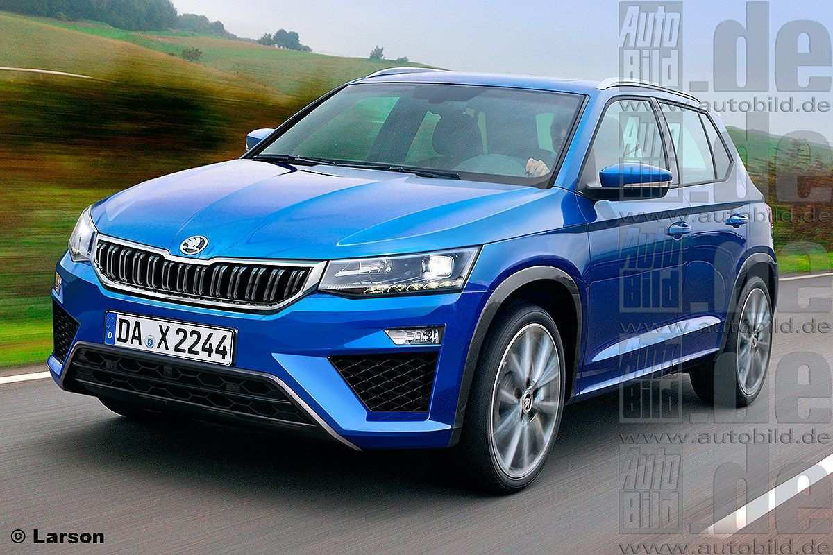 20 The Best 2020 Skoda Snowman Redesign And Concept