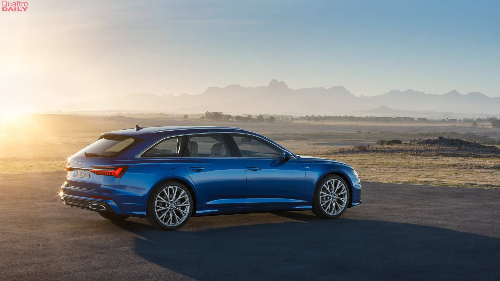 20 The Best 2020 The Audi A6 Photos