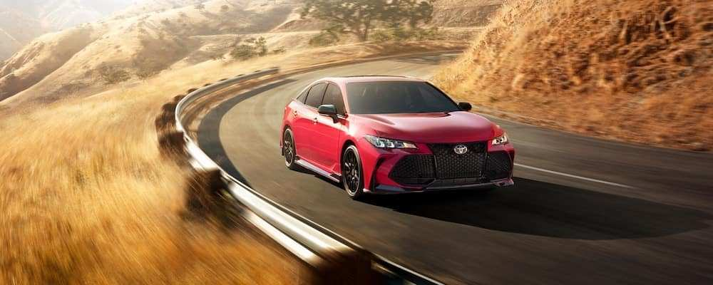 20 The Best 2020 Toyota Avalon Redesign And Concept