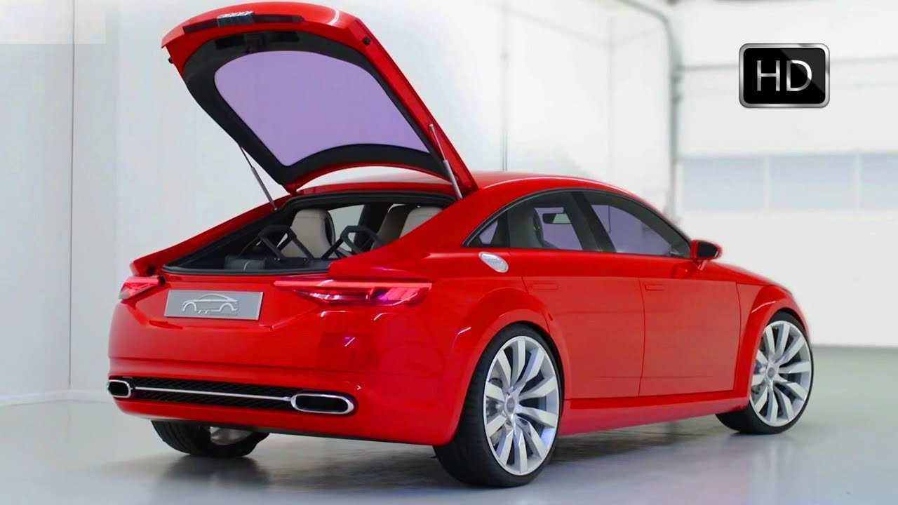 20 The Best Audi Tt 2020 4 Door Release Date