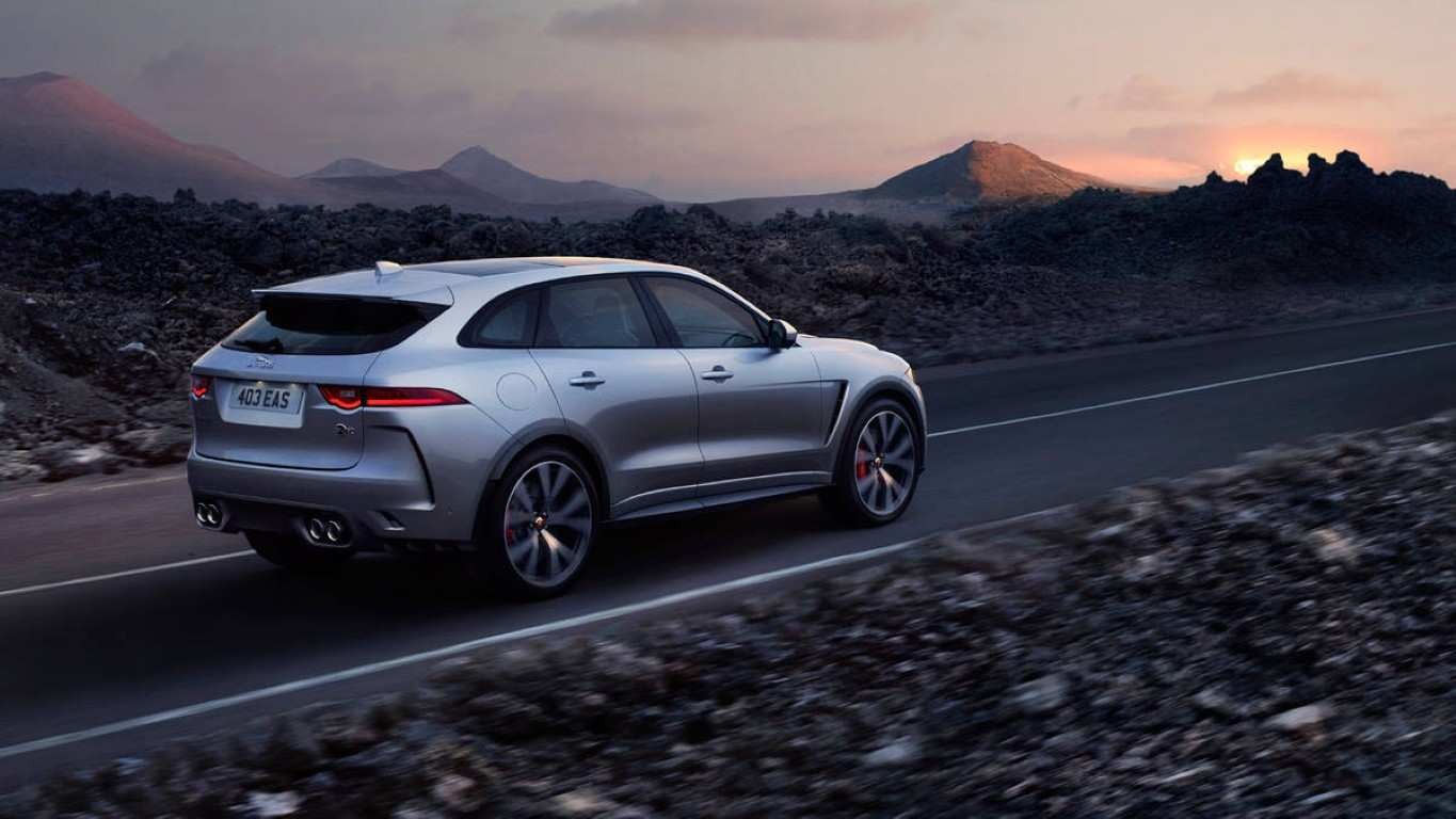 20 The Best Jaguar F Pace 2019 Interior Specs And Review