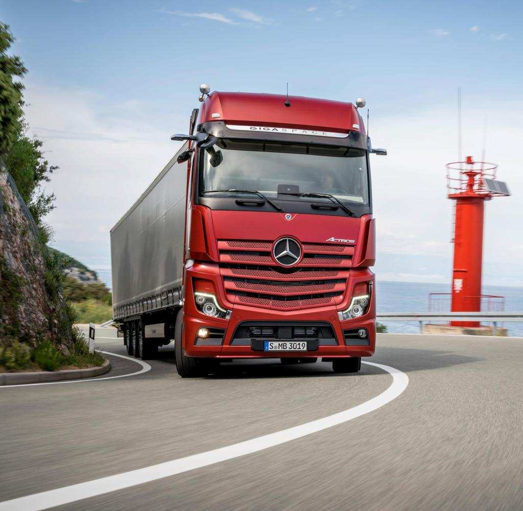 20 The Best Mercedes Truck 2019 Photos