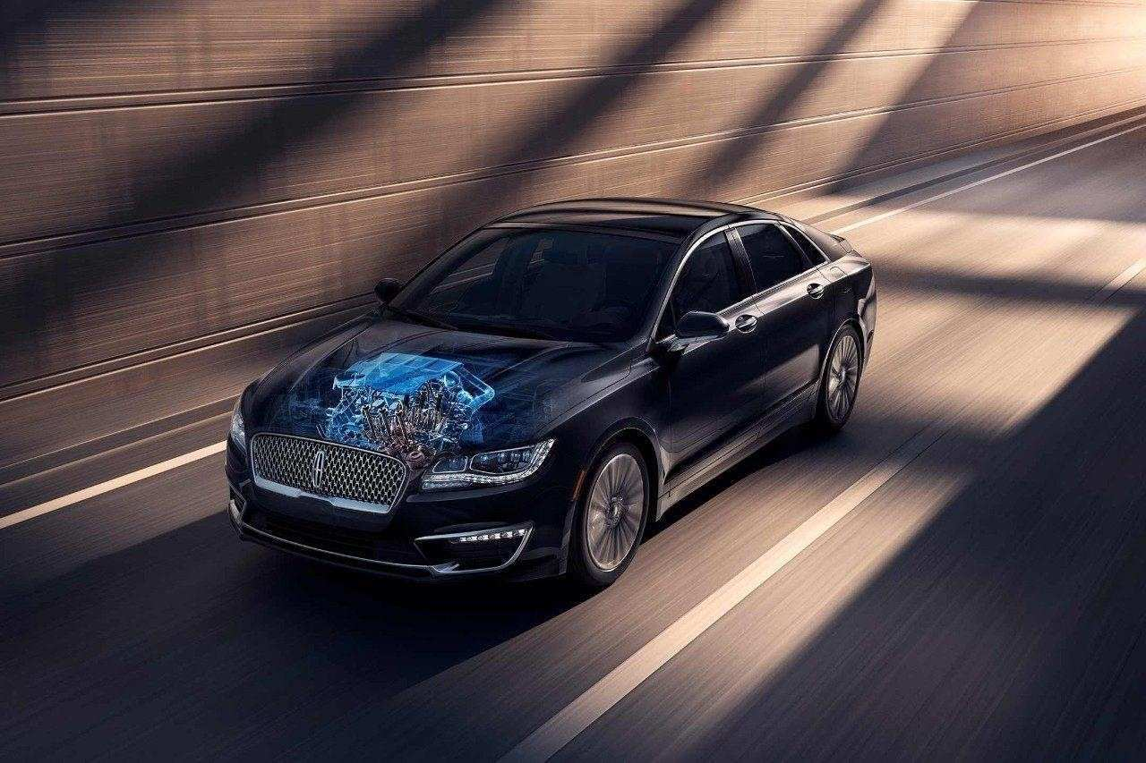 20 The Best Spy Shots Lincoln Mkz Sedan Redesign
