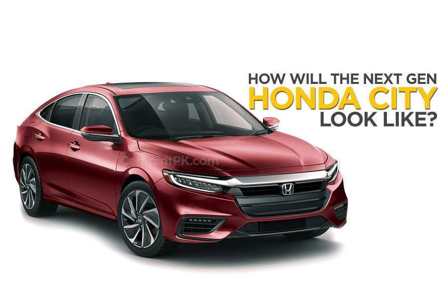 20 The Honda New City 2020 Specs