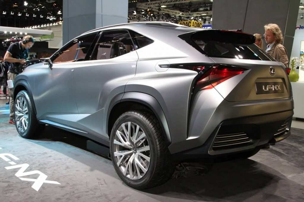 20 The Lexus Rx 2020 Model Concept