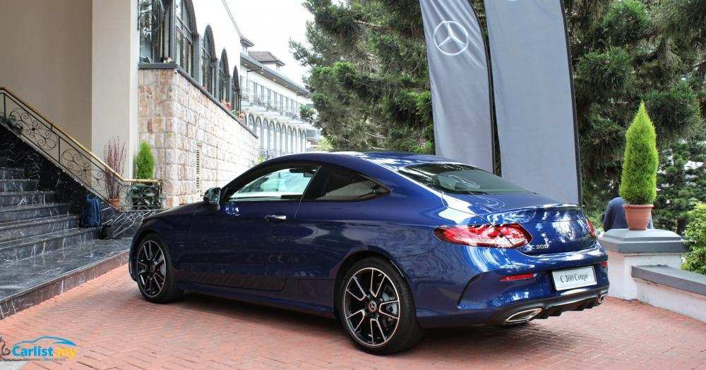 20 The Mercedes C Class Coupe 2019 Rumors