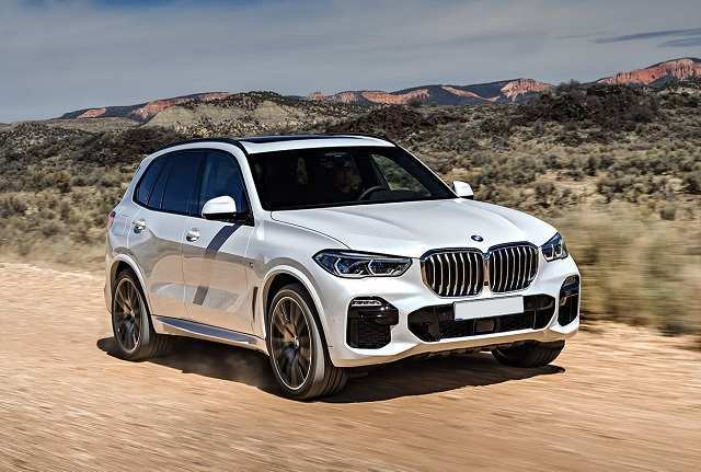 20 The New BMW X5 Hybrid 2020 Spesification