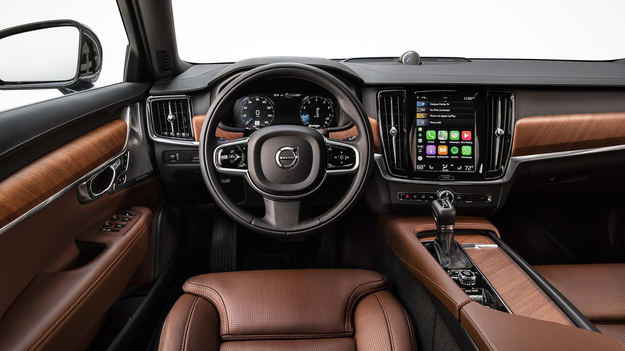 20 The V90 Volvo 2019 Interior