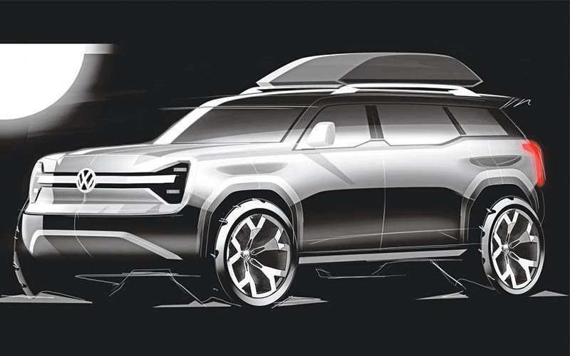 20 The Volkswagen Hibridos 2020 Redesign and Review
