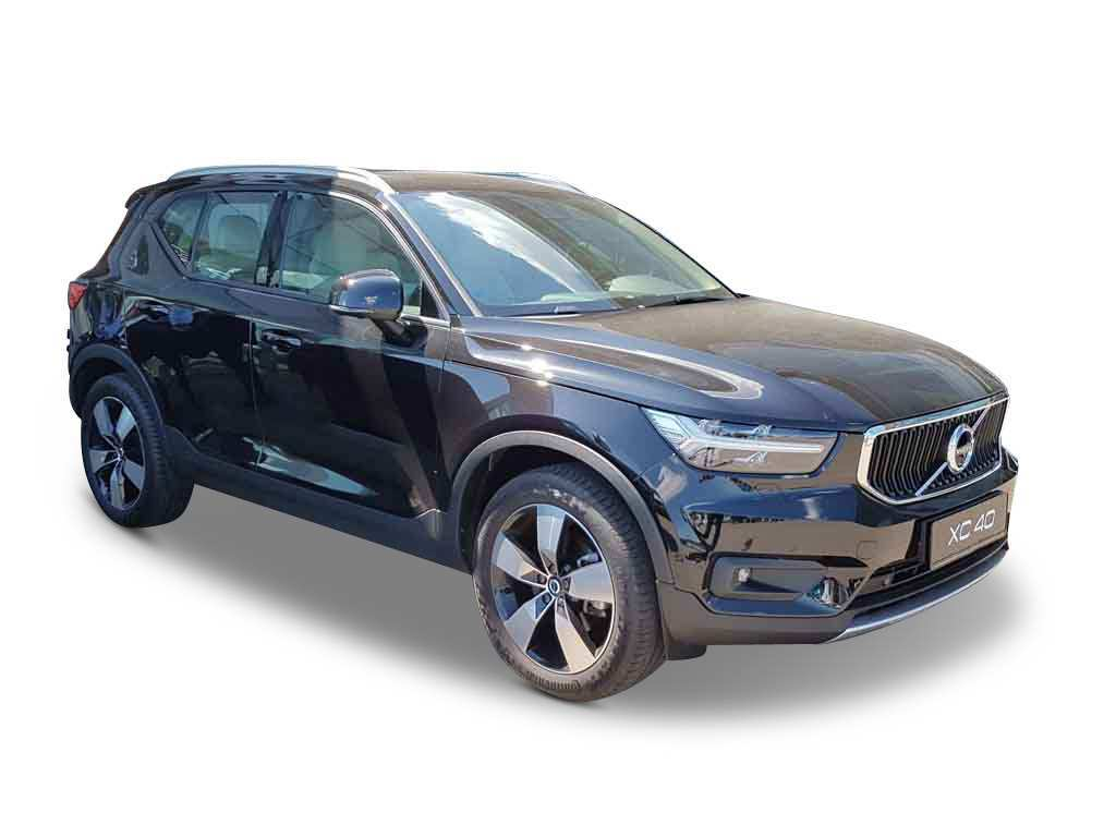 20 The Volvo Xc40 Inscription 2020 Engine