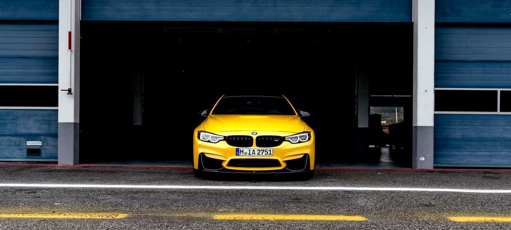21 A 2019 BMW M4 Colors First Drive