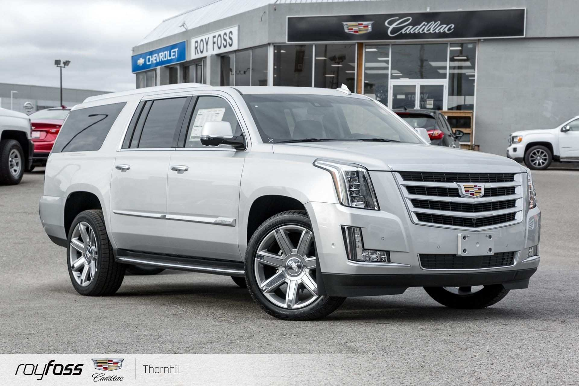 21 A 2019 Cadillac Escalade V Ext Esv Price And Review