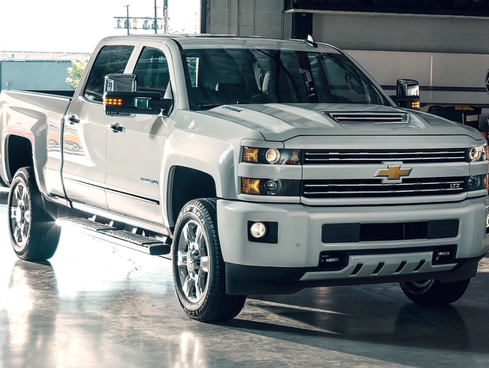 21 A 2019 Chevy 2500Hd First Drive