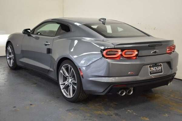 21 A 2019 Chevy Camaro New Model and Performance