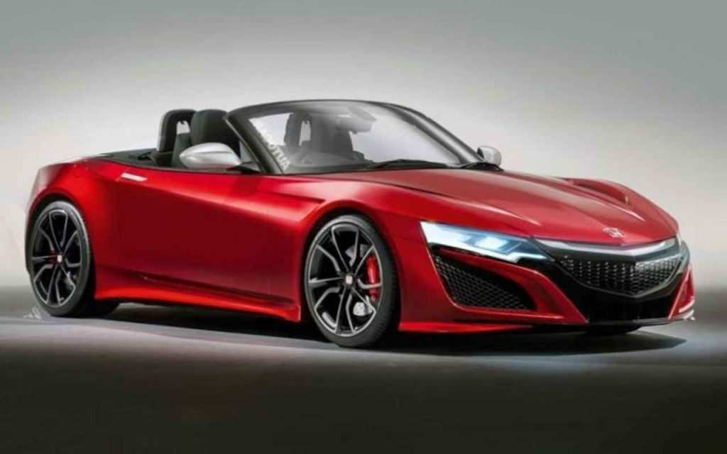 21 A 2019 Honda S2000and Performance