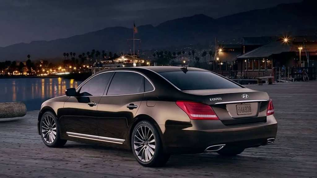 21 A 2019 Hyundai Equus Ultimate Release Date And Concept
