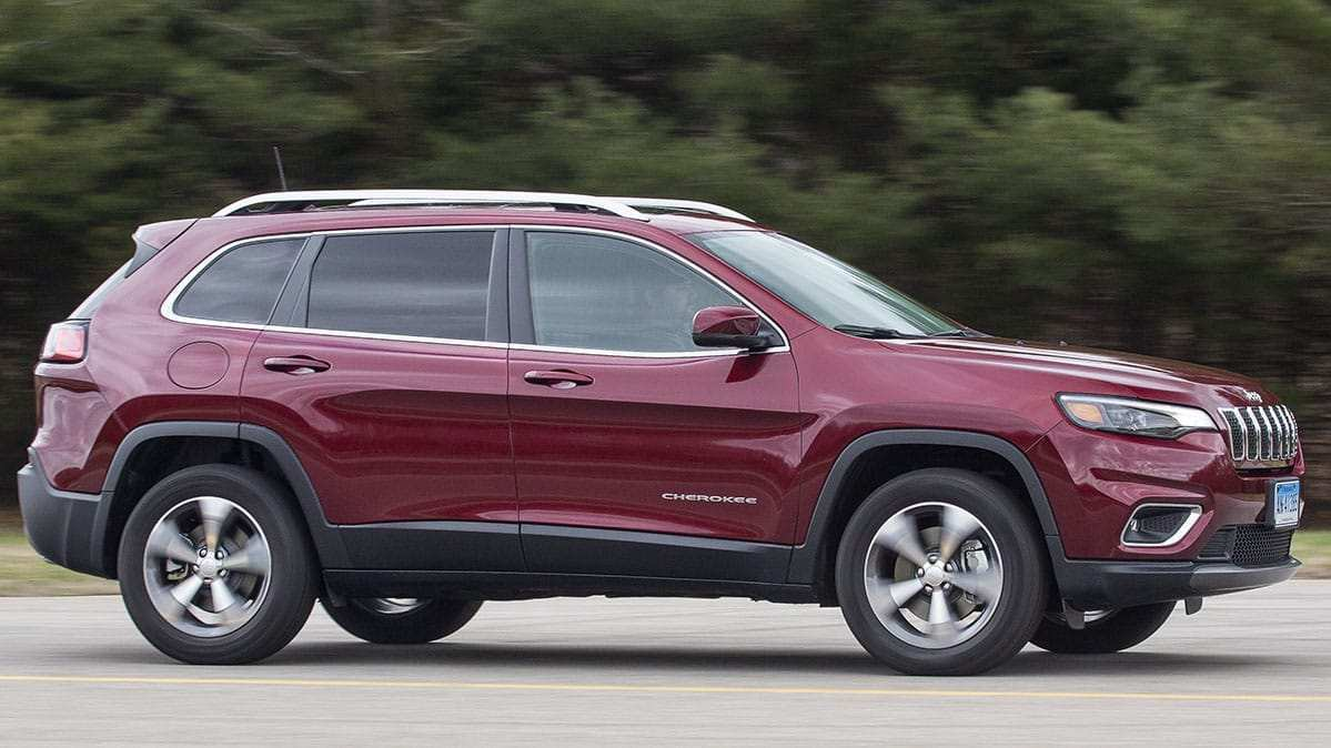 21 A 2019 Jeep Cherokee Concept And Review