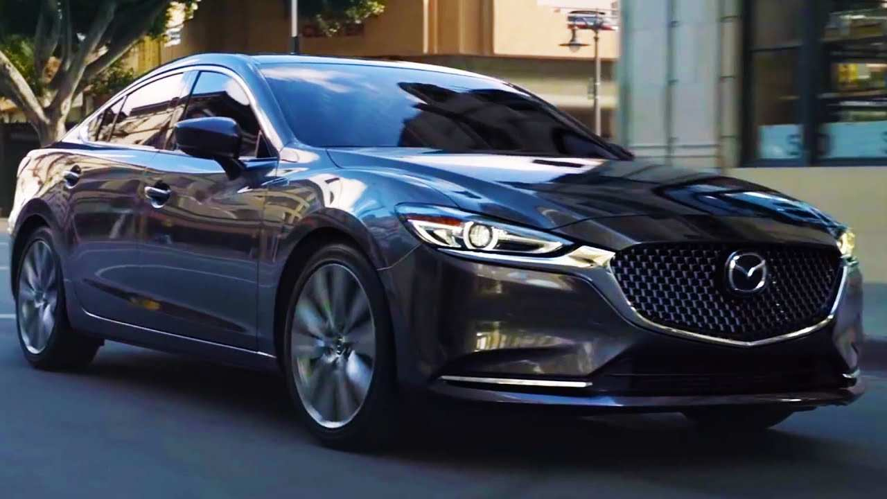 21 A 2019 Mazda 6s Images