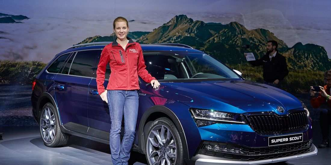 21 A 2019 Skoda Scout New Review