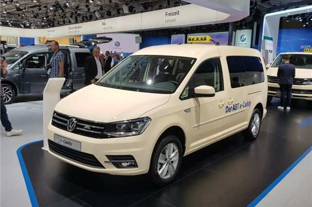 21 A 2019 VW Caddy Reviews
