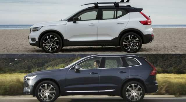 21 A 2019 Volvo Xc40 Length History