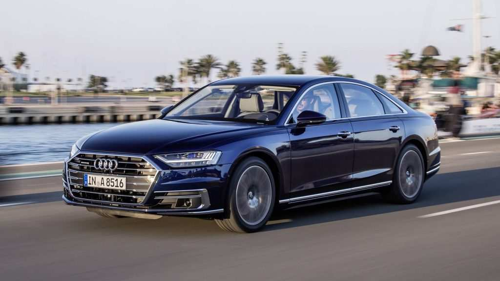 21 A 2020 Audi A8 L In Usa Pictures