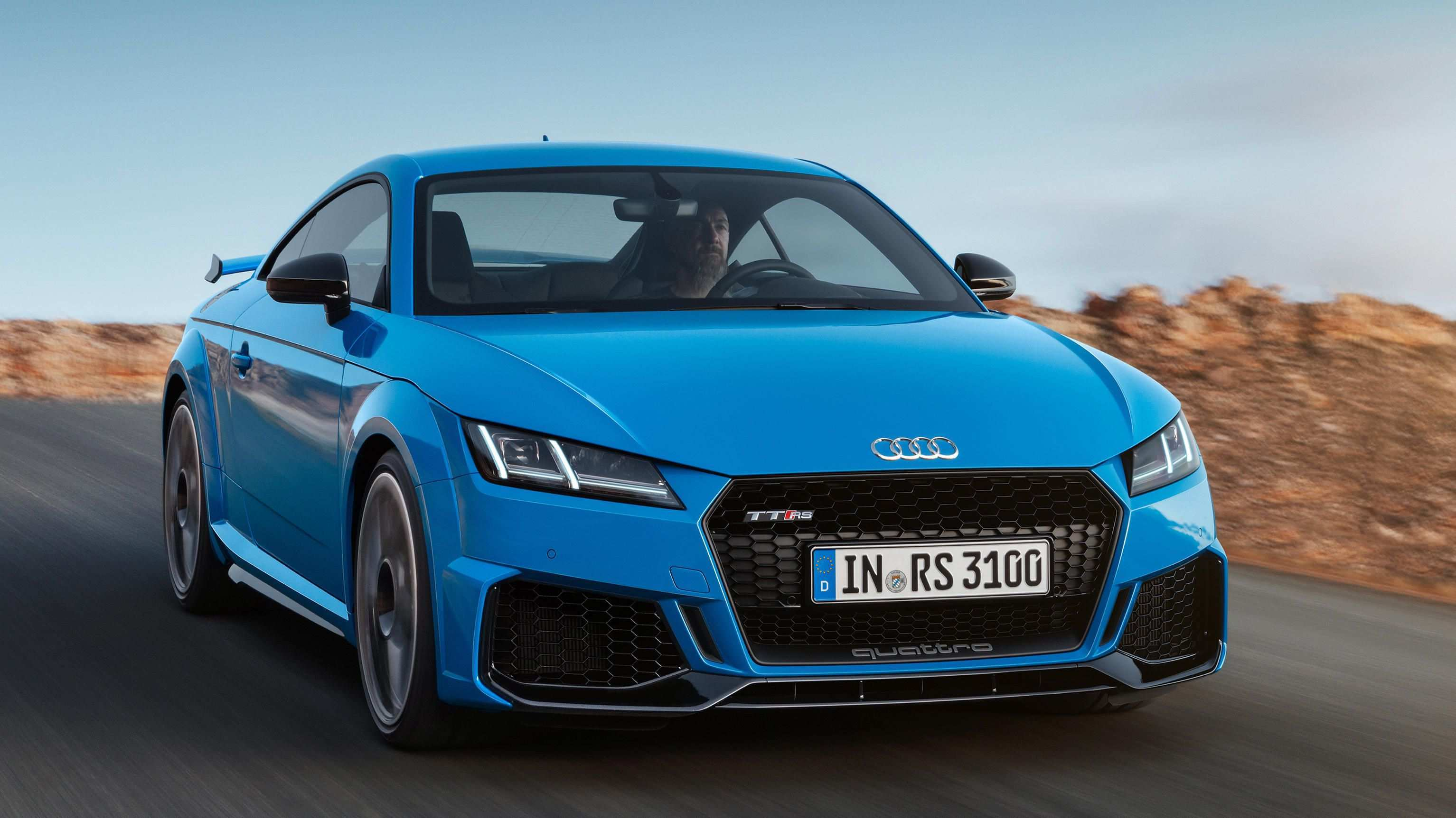 21 A 2020 Audi Tt Rs Spy Shoot