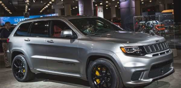 21 A 2020 Grand Cherokee Srt Hellcat New Concept