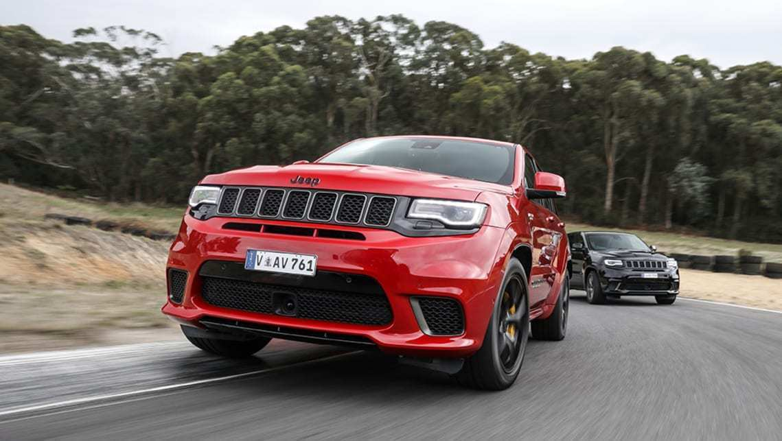 21 A 2020 Grand Cherokee Srt Hellcat Pictures