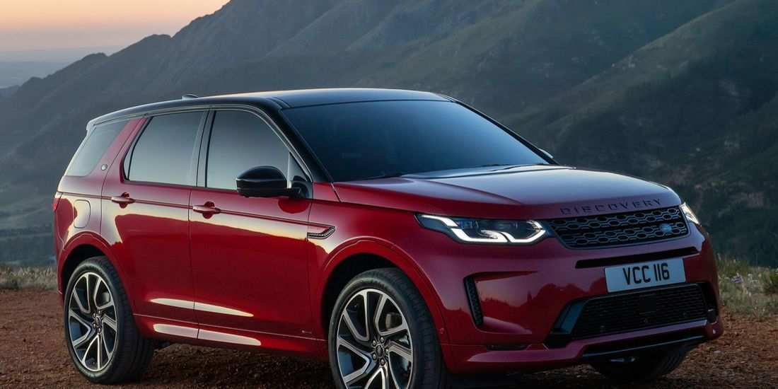 21 A 2020 Land Rover Discovery Sport Specs