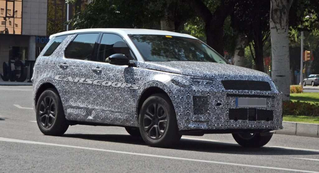 21 A 2020 Land Rover LR4 Redesign And Review