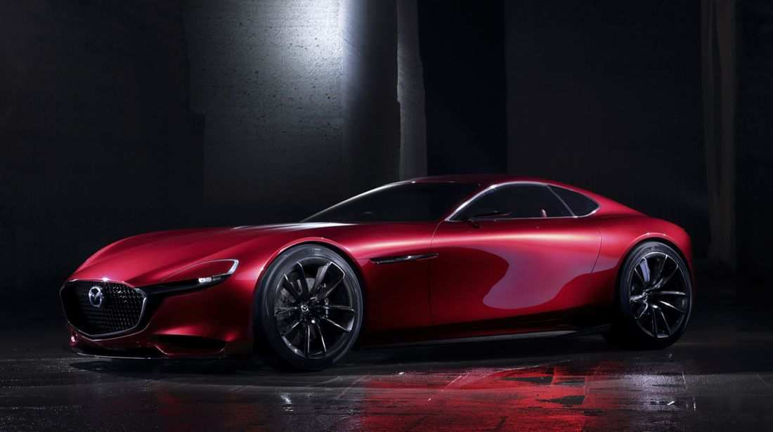 21 A 2020 Mazda RX7s Spy Shoot