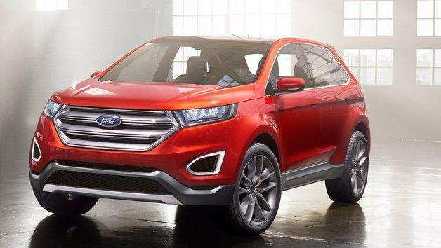 21 A Ford Edge New Design Redesign And Review