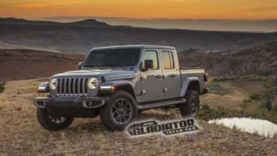 21 A Jeep Jt 2020 New Model And Performance